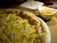 Vapiano's - Gorgonzola Cheese Pizza with Honey
