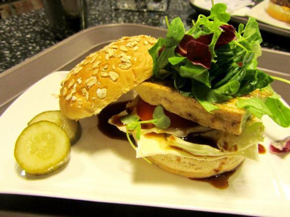 Vege & Bean Burger