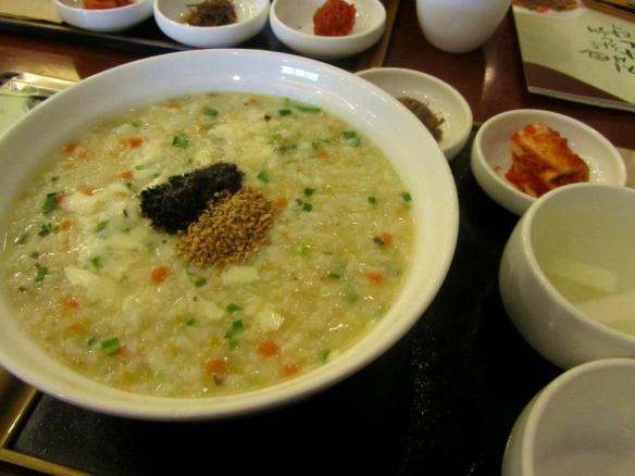Veggie Porridge Set - Bonjuk, Gwanjeo-dong
