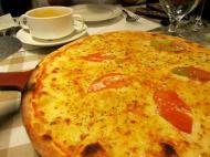 Flying Pan, Eunhaeng-dong - Margherita Pizza