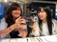 Flying Pan, Eunhaeng-dong - Cheers!