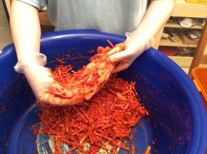 2 - Kimchi - Marinade