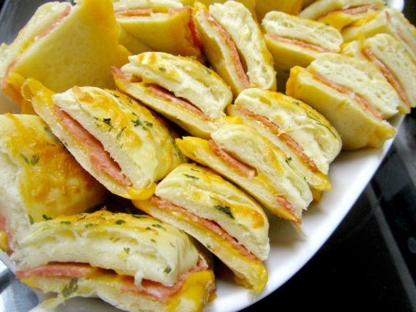 Ham N Cheese 5